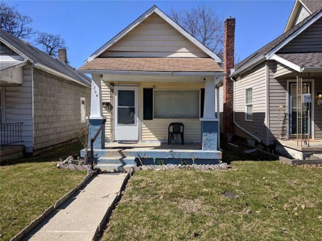 1204 Laurel Street, Indianapolis, IN 46203 (MLS #21560164) :: The Indy Property Source