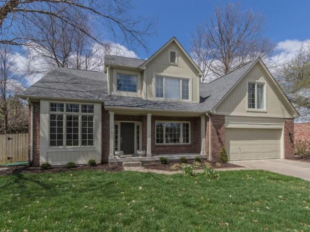 13018 Fleetwood Drive N, Carmel, IN 46032 (MLS #21560170) :: Heard Real Estate Team