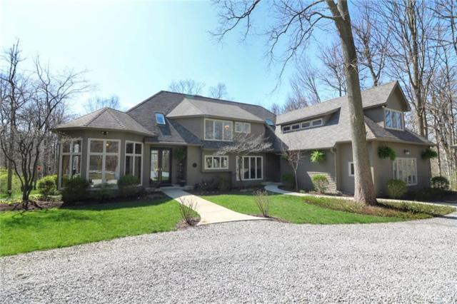 6110 E 106th Street, Fishers, IN 46038 (MLS #21560219) :: The Indy Property Source
