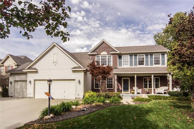 9010 Buttercup Court, Noblesville, IN 46060 (MLS #21560222) :: The Indy Property Source