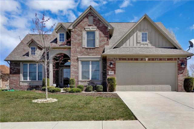 1897 Saratoga Drive, Greenwood, IN 46143 (MLS #21560233) :: Heard Real Estate Team