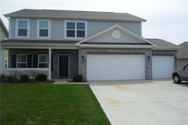 6443 Whispering Way, Greenfield, IN 46140 (MLS #21560236) :: RE/MAX Ability Plus