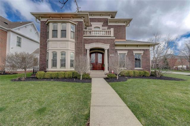 7628 The Commons, Zionsville, IN 46077 (MLS #21560269) :: The Indy Property Source