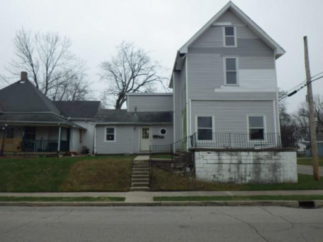 2034 Fletcher Street, Anderson, IN 46016 (MLS #21560275) :: The ORR Home Selling Team