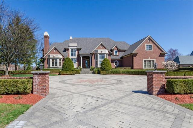 3510 Sedgemoor Circle, Carmel, IN 46032 (MLS #21560291) :: Heard Real Estate Team