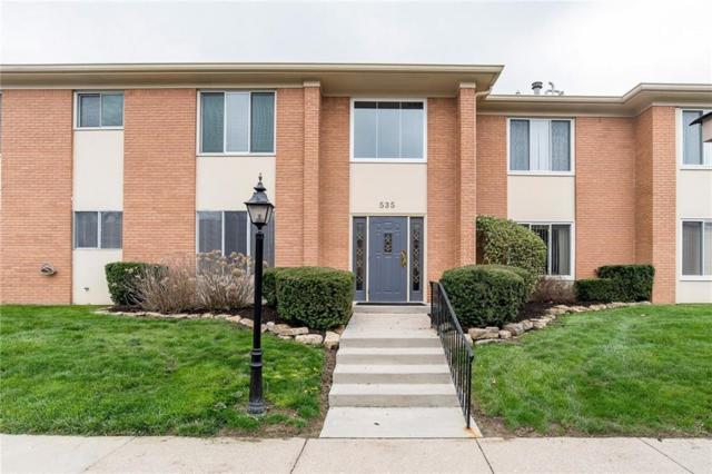 535 Hunters Dr A, Carmel, IN 46032 (MLS #21560296) :: The ORR Home Selling Team