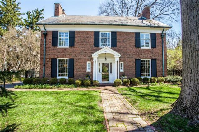 4411 Washington Boulevard, Indianapolis, IN 46205 (MLS #21560325) :: Indy Scene Real Estate Team