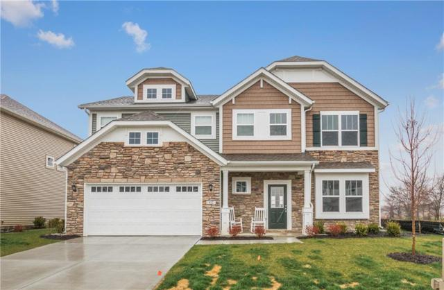932 Parker Lane, Westfield, IN 46074 (MLS #21560333) :: The Indy Property Source
