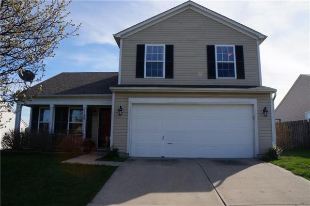 1340 Cornwallis Lane, Avon, IN 46234 (MLS #21560339) :: The Indy Property Source