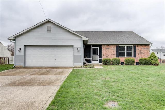 418 Virginia Street, Fortville, IN 46040 (MLS #21560352) :: The ORR Home Selling Team