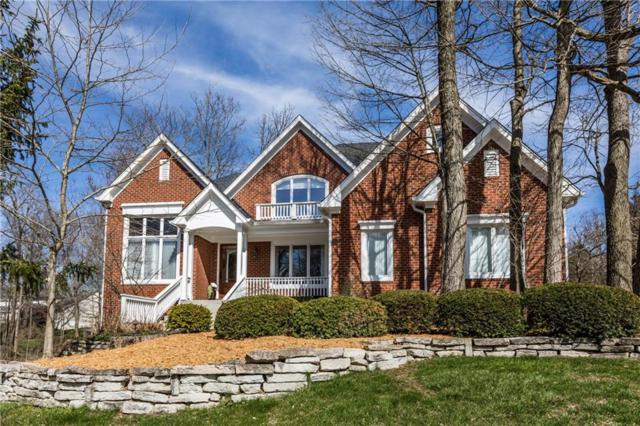4695 Woods Edge Drive, Zionsville, IN 46077 (MLS #21560355) :: The Indy Property Source