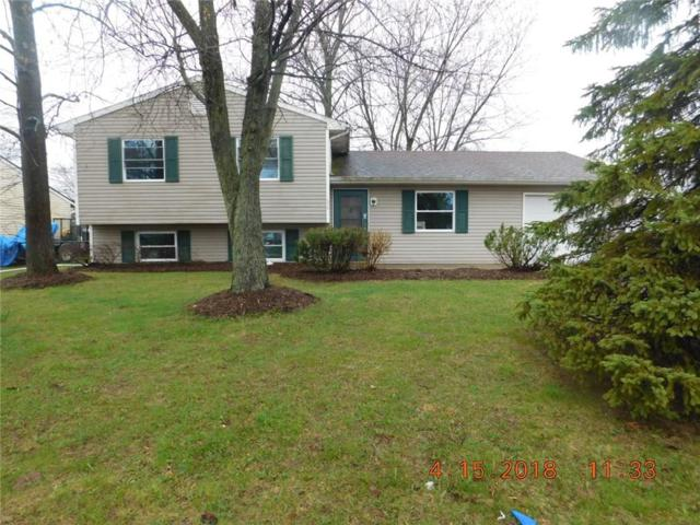 1314 Fairview Drive, Greenfield, IN 46140 (MLS #21560358) :: Heard Real Estate Team