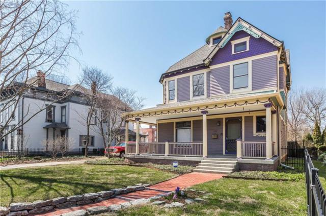 1232 N Park Avenue, Indianapolis, IN 46202 (MLS #21560366) :: Indy Scene Real Estate Team