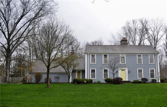 135 Raintree Drive, Zionsville, IN 46077 (MLS #21560378) :: The Indy Property Source