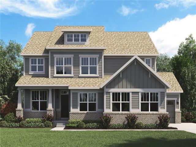 14063 Larson Drive, Carmel, IN 46033 (MLS #21560386) :: Indy Scene Real Estate Team