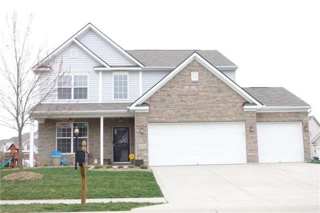 12235 Cricket Song Lane, Noblesville, IN 46060 (MLS #21560394) :: RE/MAX Ability Plus