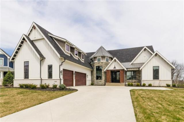 18507 Idlewind Court, Westfield, IN 46074 (MLS #21560412) :: The Indy Property Source