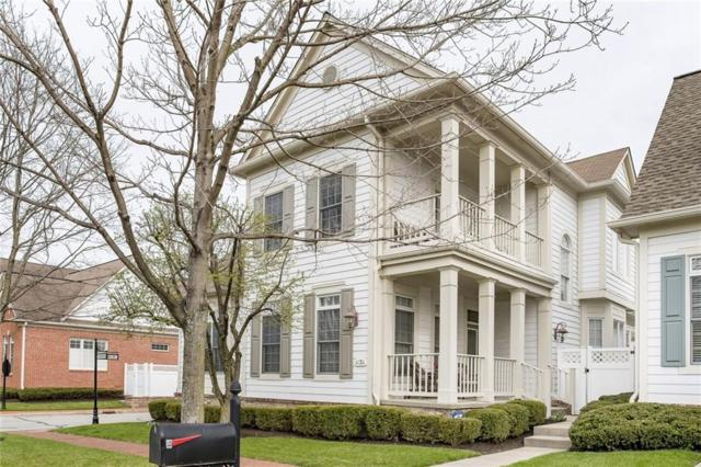 4124 Statesmen Drive, Indianapolis, IN 46250 (MLS #21560414) :: Indy Scene Real Estate Team