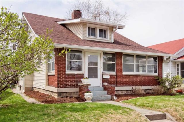 2714 Meridian Street, Indianapolis, IN 46225 (MLS #21560426) :: Indy Scene Real Estate Team