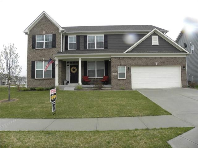 281 Dovetree Drive, Avon, IN 46123 (MLS #21560430) :: The Indy Property Source