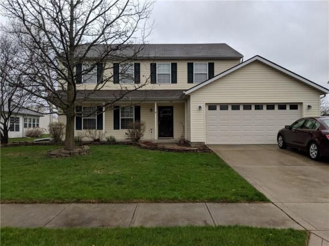 426 Old Glory Drive, Greenfield, IN 46140 (MLS #21560444) :: Mike Price Realty Team - RE/MAX Centerstone