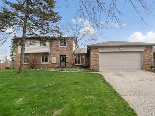 243 Queensway Drive, Avon, IN 46123 (MLS #21560468) :: Indy Scene Real Estate Team