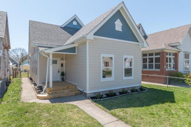 615 Weghorst Street, Indianapolis, IN 46203 (MLS #21560476) :: RE/MAX Ability Plus