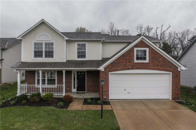 3433 Winchester Drive, Greenwood, IN 46143 (MLS #21560502) :: The Indy Property Source