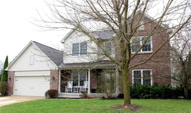 7739 Firethorn Court, Brownsburg, IN 46112 (MLS #21560509) :: The Indy Property Source