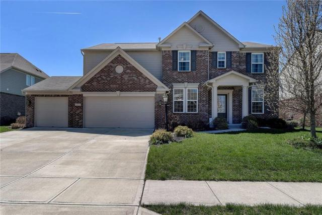 313 Arborglen Drive, Brownsburg, IN 46112 (MLS #21560585) :: The Evelo Team