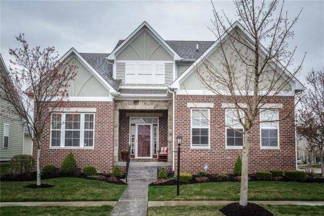 6121 Newark Drive, Noblesville, IN 46062 (MLS #21560597) :: The Indy Property Source