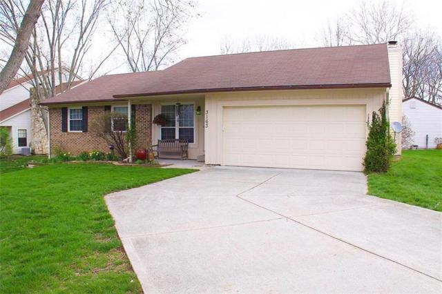 3163 Valley Farms Road, Indianapolis, IN 46214 (MLS #21560710) :: Indy Scene Real Estate Team