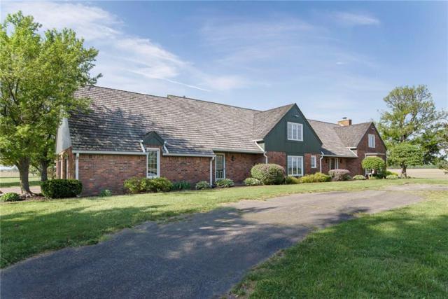 1153 E 1000 N, Alexandria, IN 46001 (MLS #21560721) :: The ORR Home Selling Team
