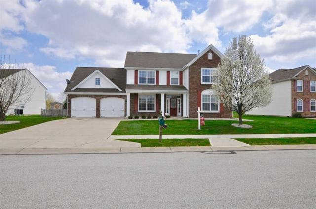 8347 Falkirk Drive, Avon, IN 46123 (MLS #21560743) :: The Indy Property Source