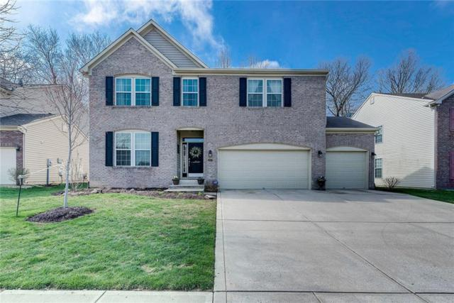 11227 Catalina Drive, Fishers, IN 46038 (MLS #21560778) :: RE/MAX Ability Plus