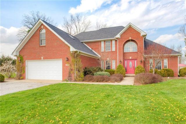 1730 W Co. Rd. 400 S, Clayton, IN 46118 (MLS #21560798) :: The Indy Property Source