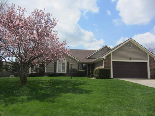13164 Derbyshire Court, Carmel, IN 46033 (MLS #21560805) :: The Indy Property Source