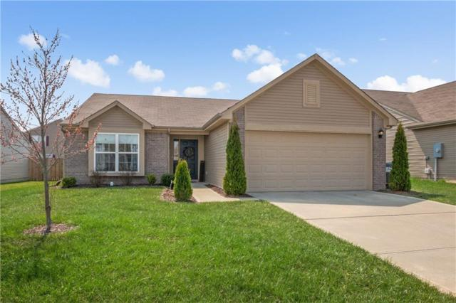 593 Cross Wind Drive, Greenwood, IN 46143 (MLS #21560824) :: The Evelo Team