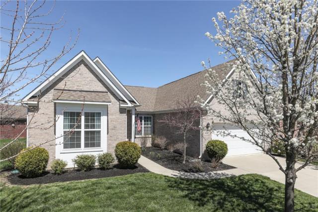 4323 Raintree Boulevard, Greenwood, IN 46143 (MLS #21560831) :: The Indy Property Source