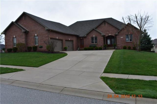 1752 Calvert Farms Drive, Greenwood, IN 46143 (MLS #21560861) :: The Indy Property Source