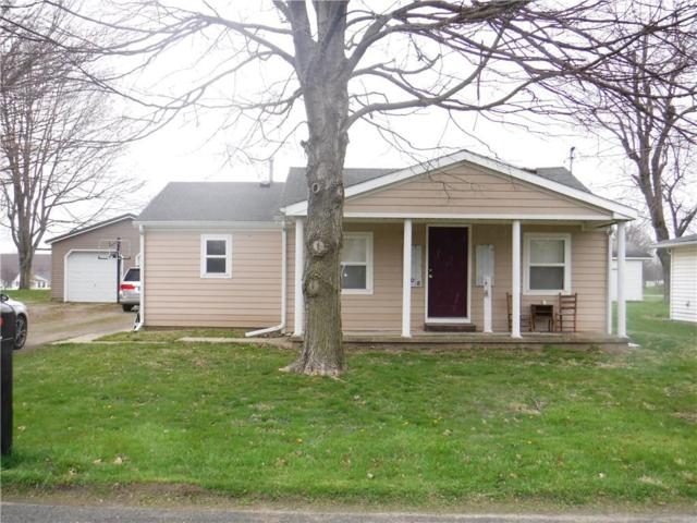 708 Jefferson Street, Frankton, IN 46044 (MLS #21560878) :: The ORR Home Selling Team