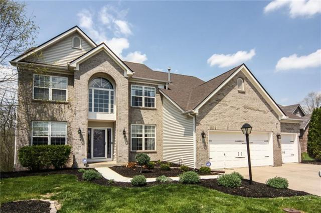 6466 Timber Walk Drive, Indianapolis, IN 46236 (MLS #21560911) :: The ORR Home Selling Team