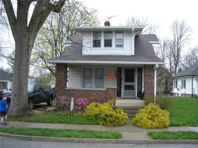 324 W Wiley Street, Greenwood, IN 46142 (MLS #21560937) :: The Indy Property Source