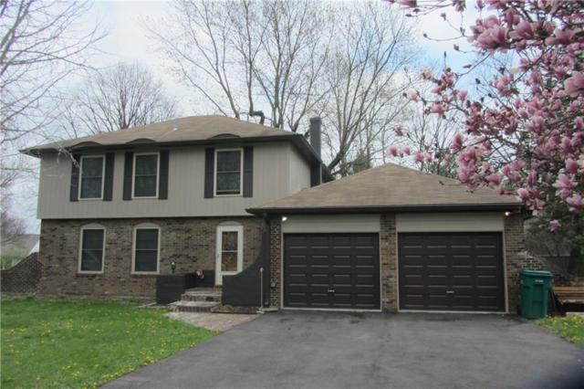 6815 Chrysanthemum Court, Indianapolis, IN 46214 (MLS #21561038) :: The Indy Property Source