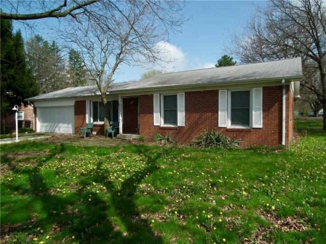256 W Thompson Road, Indianapolis, IN 46217 (MLS #21561041) :: The Indy Property Source