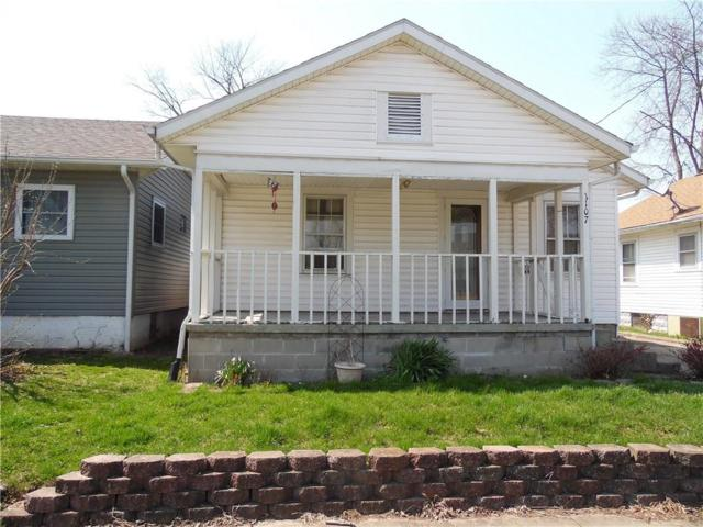 1107 Shelby Street, Shelbyville, IN 46176 (MLS #21561050) :: The Indy Property Source