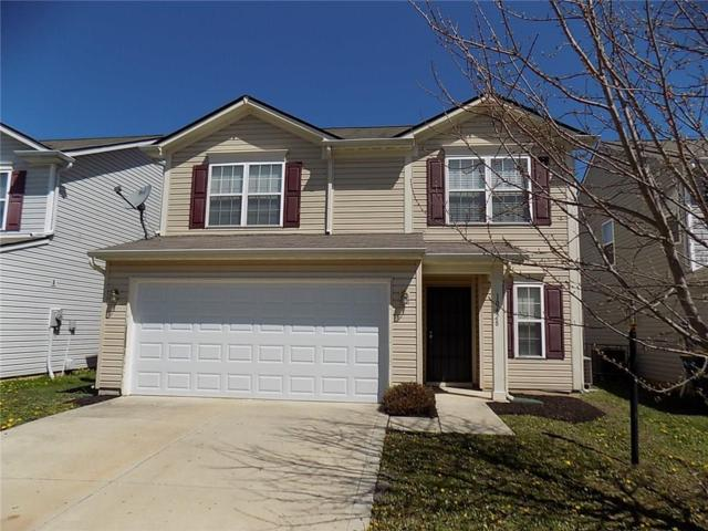 10428 Candy Apple Lane, Indianapolis, IN 46235 (MLS #21562053) :: RE/MAX Ability Plus