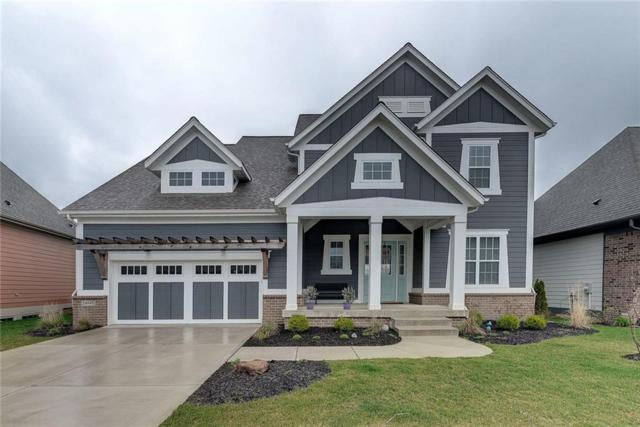 14949 Pollard Drive, Westfield, IN 46074 (MLS #21562058) :: Indy Plus Realty Group- Keller Williams