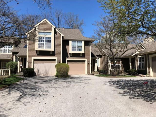 4712 Shireton Court, Indianapolis, IN 46254 (MLS #21562064) :: The Evelo Team
