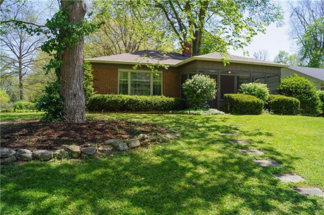 5551 Indianola Avenue, Indianapolis, IN 46220 (MLS #21562121) :: RE/MAX Ability Plus